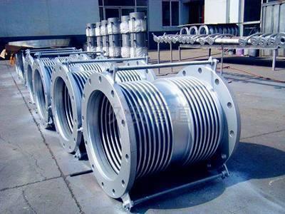 蒸汽管道复式波纹补偿器