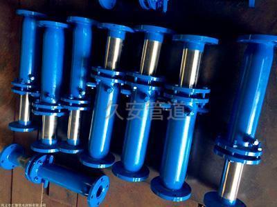 TD单项热力套筒补偿器