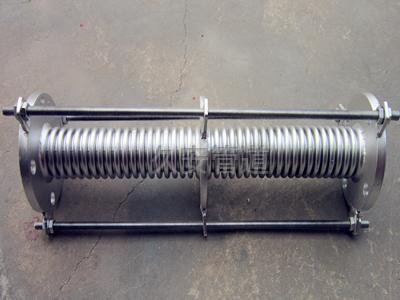 热力管道复式波纹管补偿器
